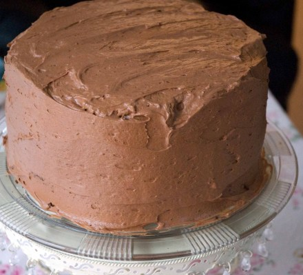 Basic Cake Recipe From Scratch